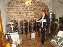 konoba pjero, momjan, maslinari, maslinovo ulje, paićuša, istra, posluživanje maslinovog ulja